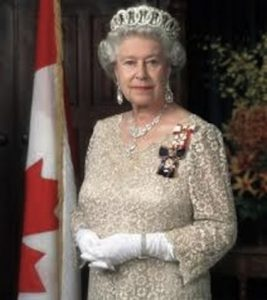 Her Royal Majesty Queen Elizabeth the Second